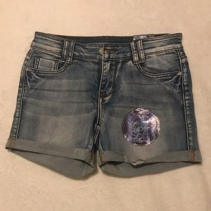 Pants - Elite Jeans low rise jean shorts
